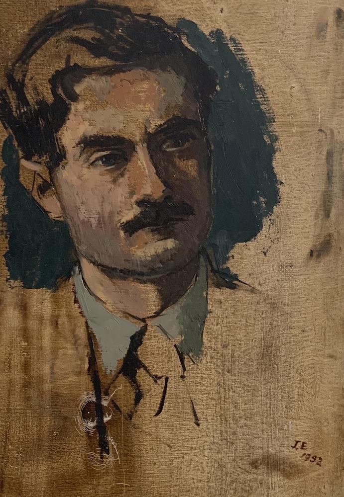 Anthony Eyton 1952
