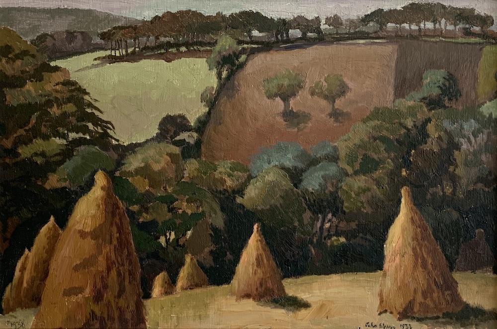 Cilgwyn Fields 1938