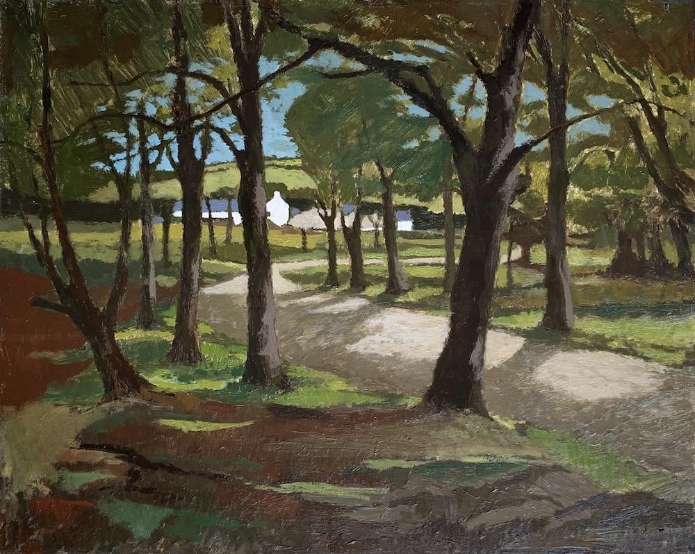 Farm Approaches 1938