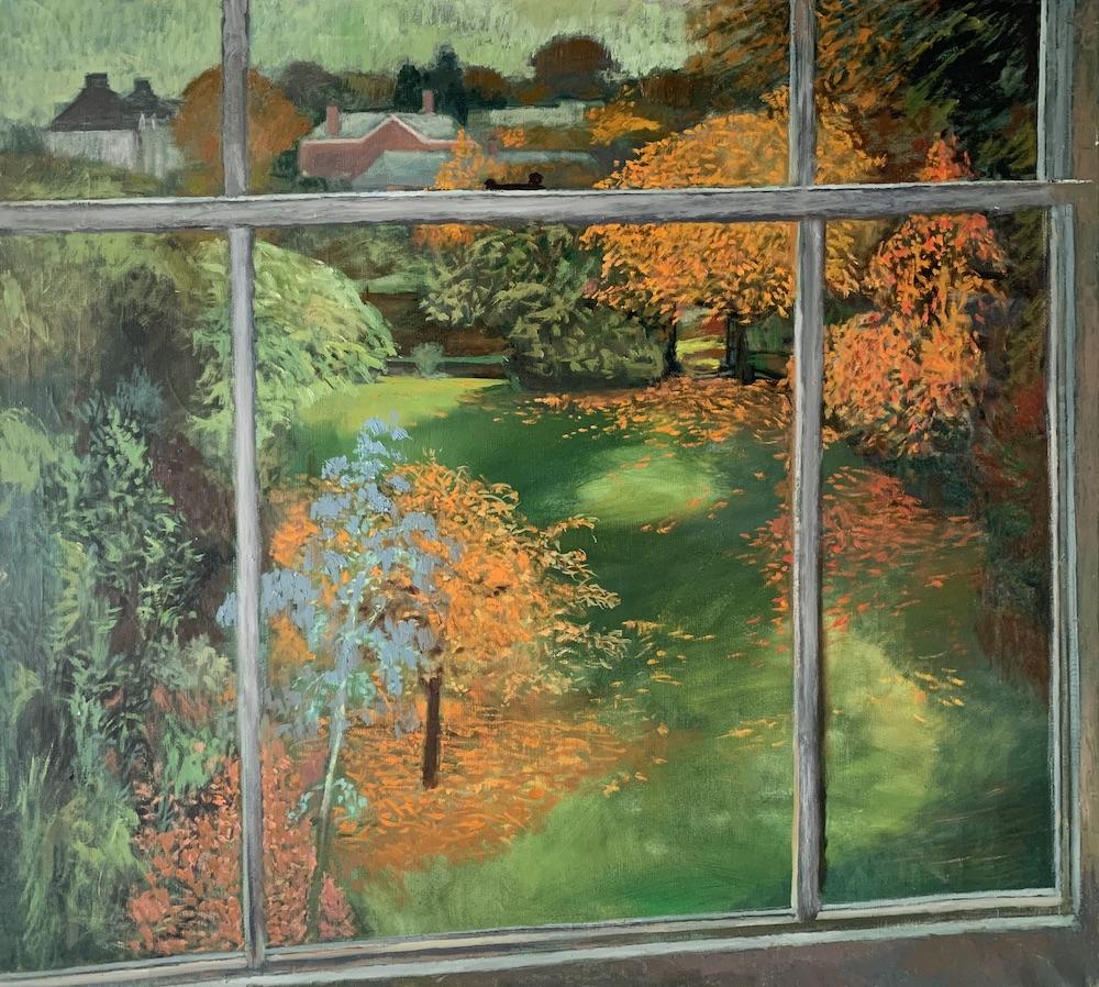 From My Studio Window