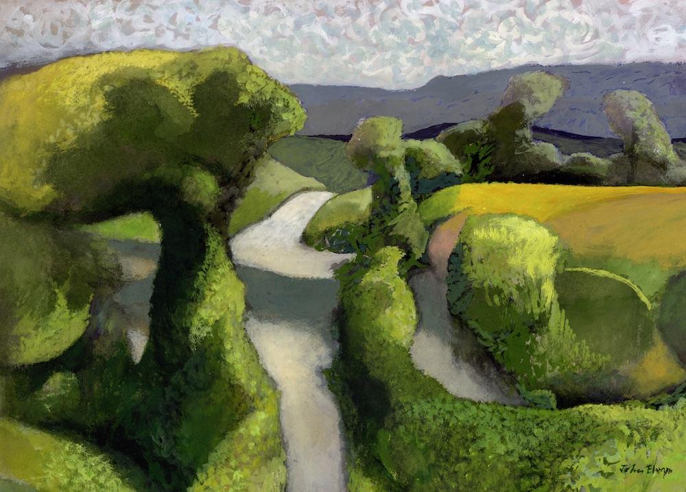 JE - Downland Lanes 1985