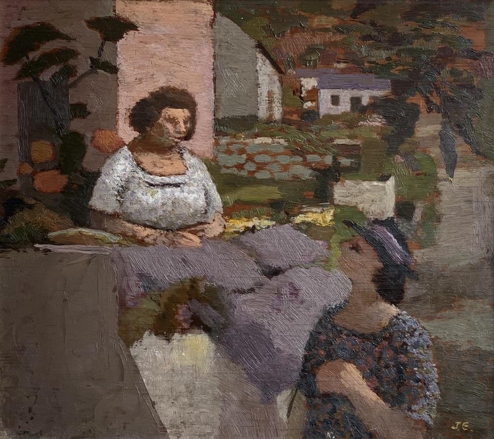 JE - Yesterdays Gossip 1949