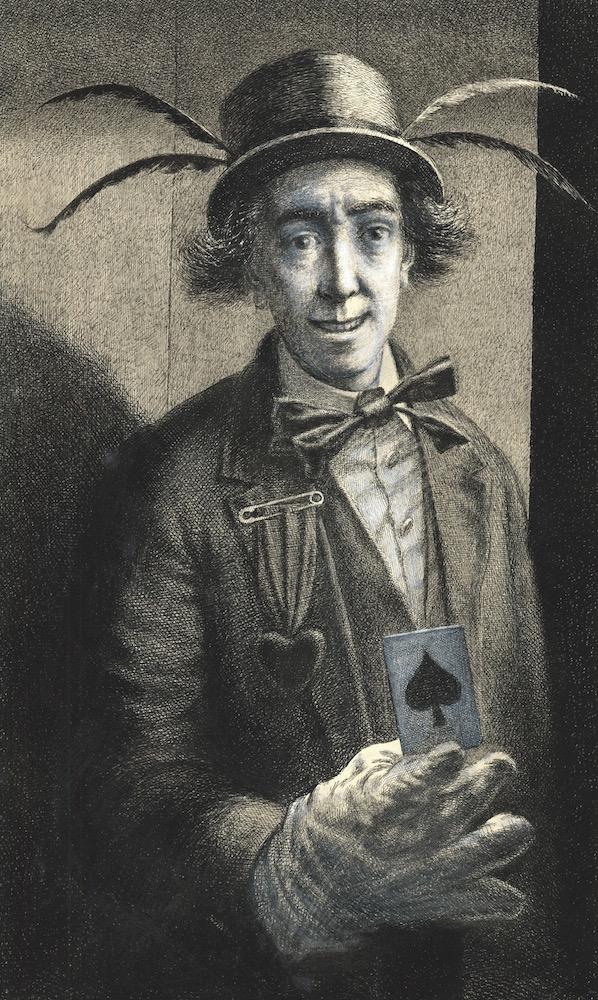 John Roberts Pick a Card 1980s