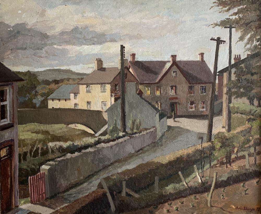 Lamb Inn, Adpar