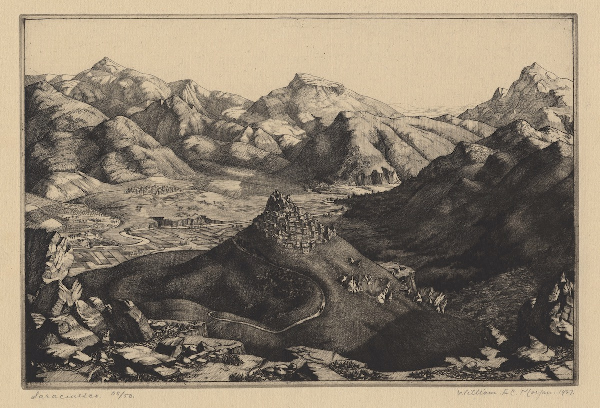 Morgan : Saracinesco 1927
