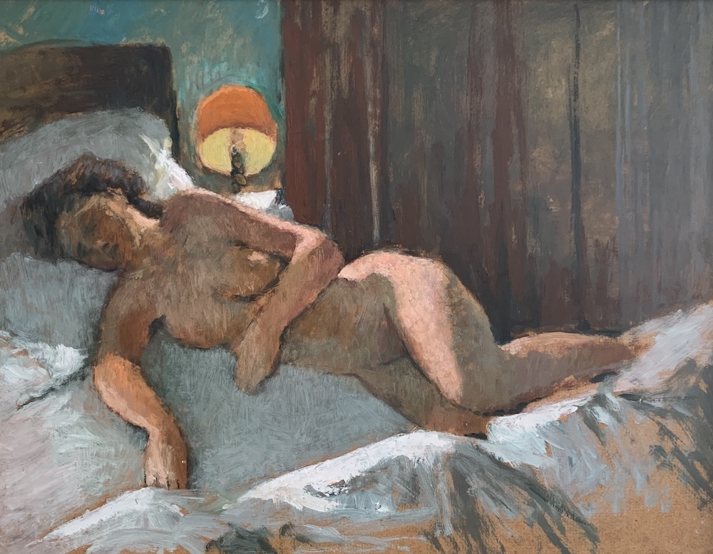 Nude Study 3