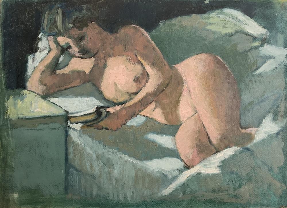Nude Study No6