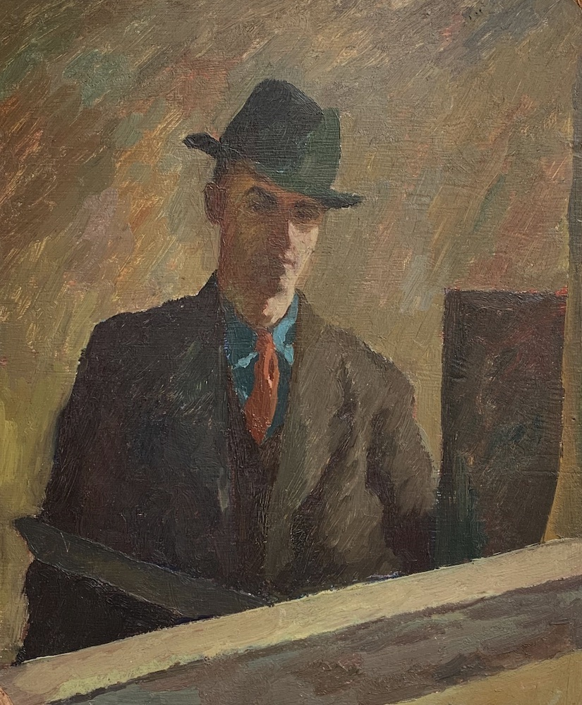 Self Portrait 1939