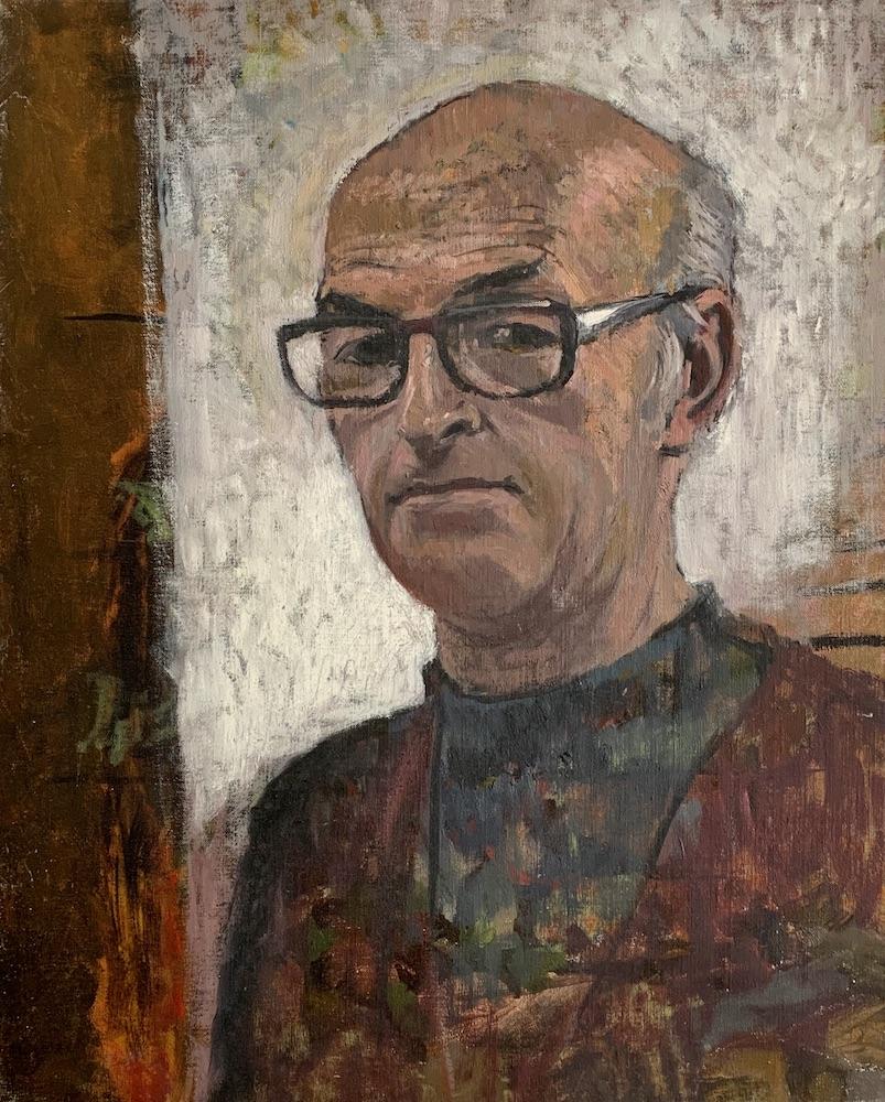 Self Portrait 1980s
