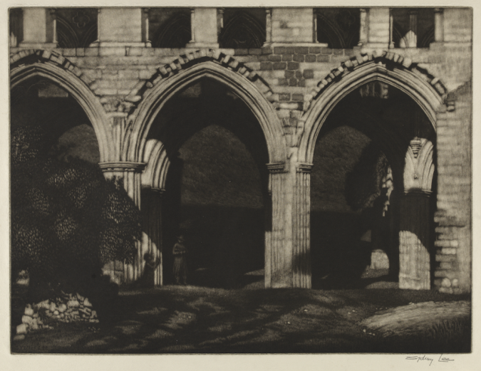Sydney Lee Gothic Arches