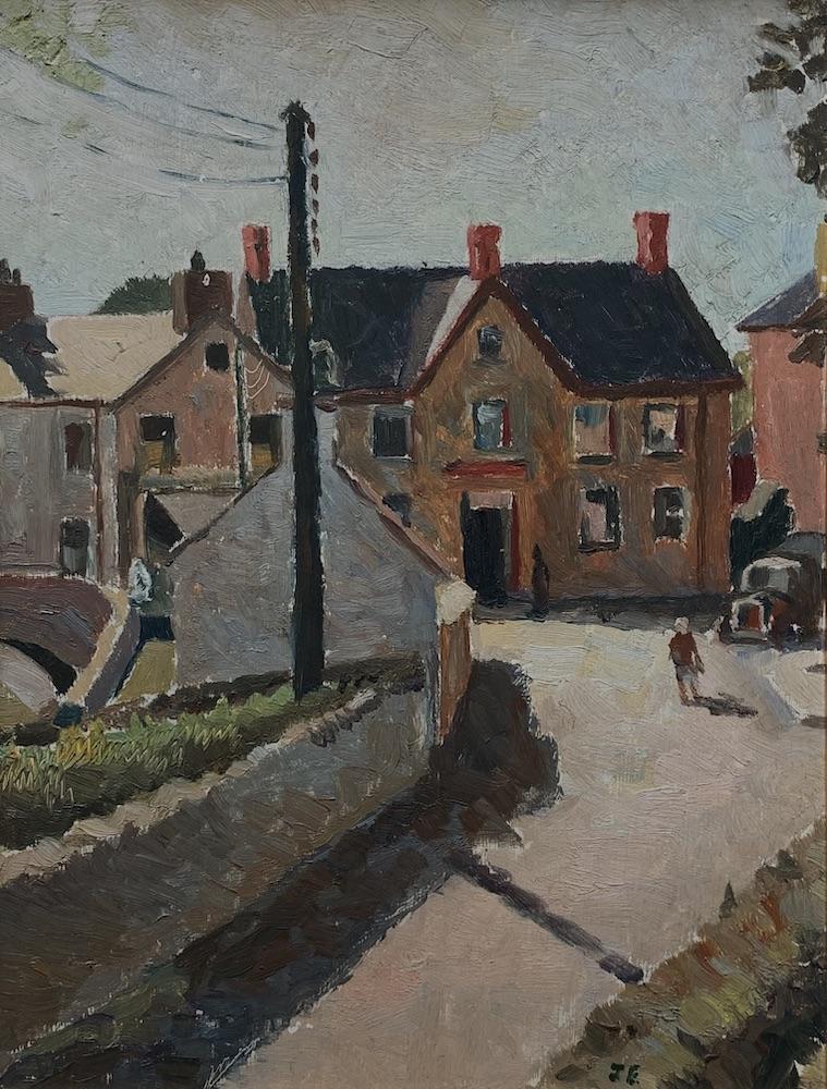 The Lamb Inn, Adpar 1938 copy