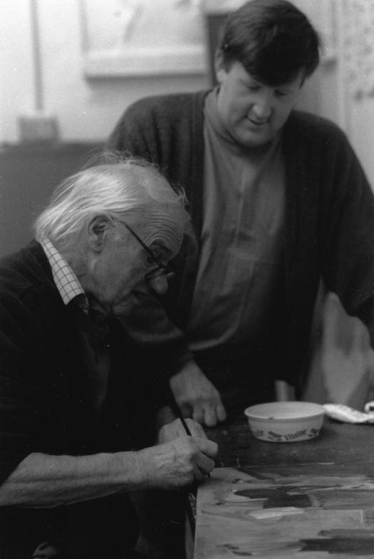 Web GC Robert Meyrick and George Chapman