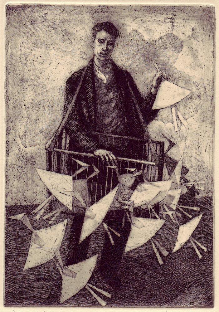 Roberts: Bird Seller