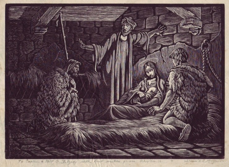 Morgan : Nativity 1932