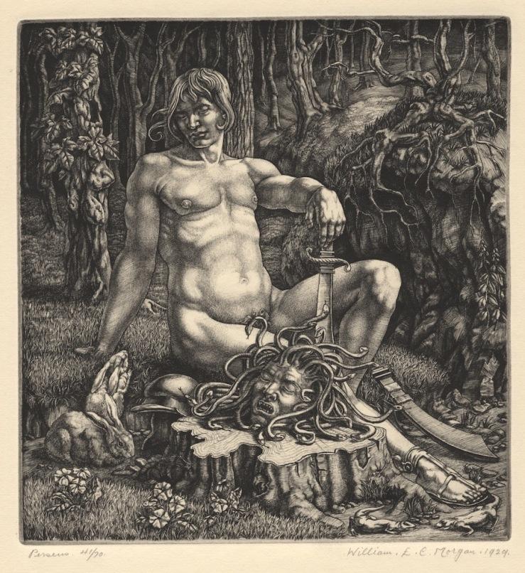 Morgan : Perseus 1929