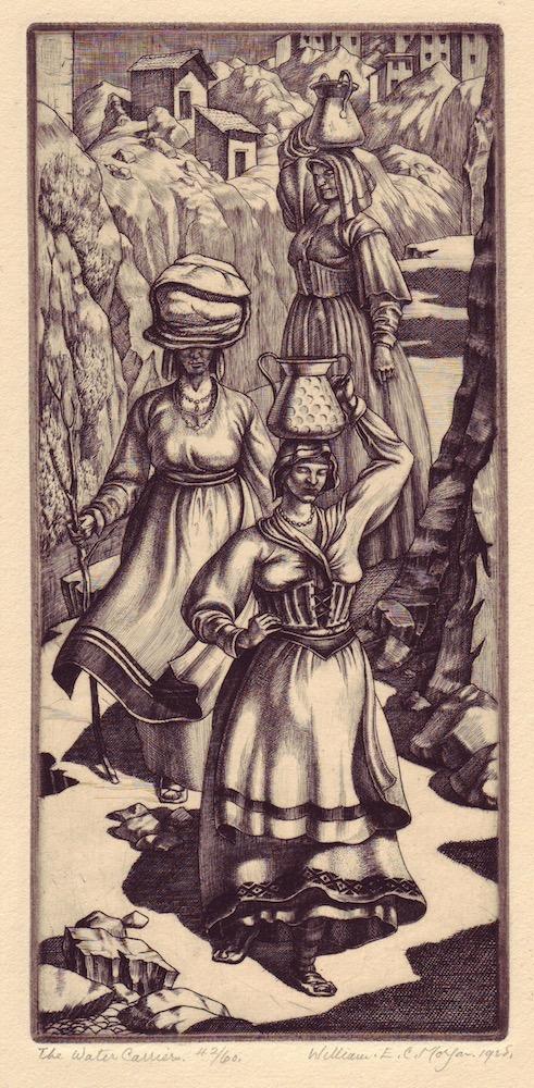 Morgan : Water Carriers 1928