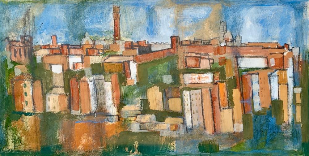 Gwilym Prichard San Gimignano