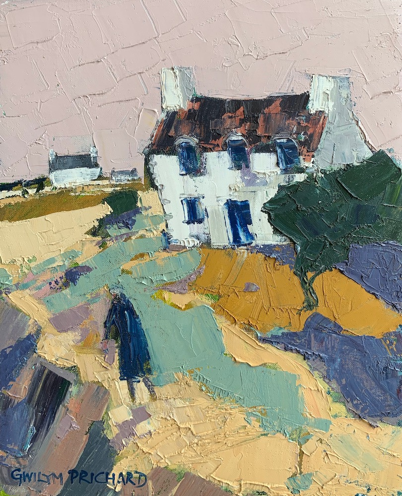 Gwilym Prichard Y Parrog