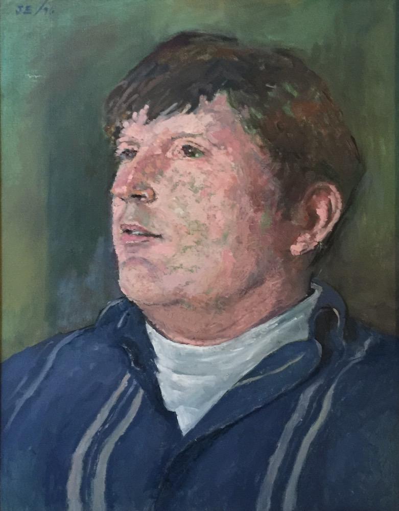 Robert Meyrick by John Elwyn 1996