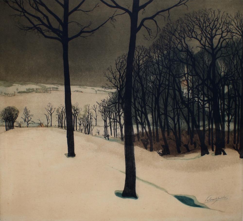 Saedeleer - The Wood in Winter