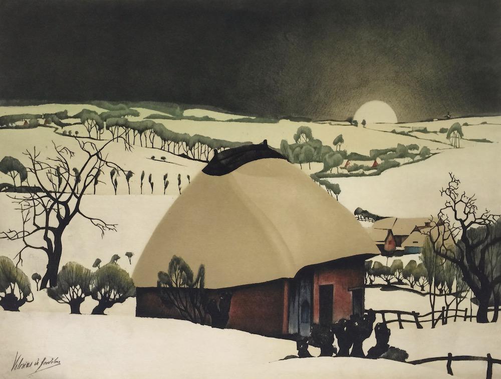 Saedeleer - Winter in Etikhove