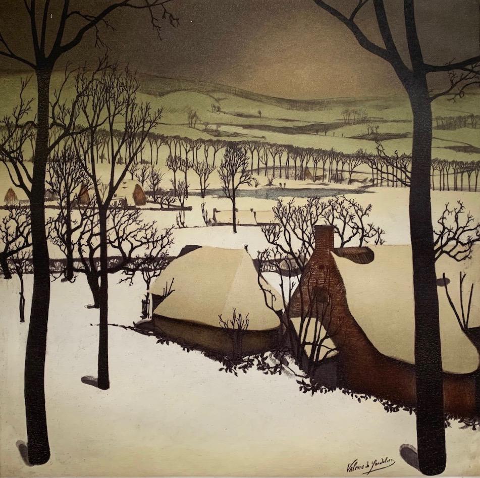 Saedeleer - Winter in Flanders