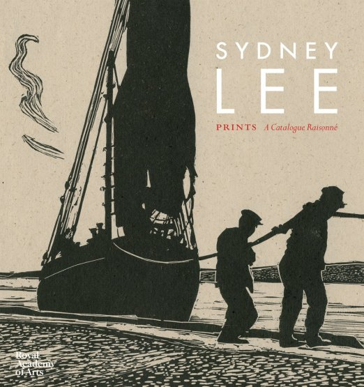 Sydney Lee - Book and Catalogue Raisonné [cover only, hard copy supplied]